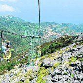 Ausblick vom Monte Capanne