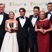 Britische Filmpreise: Boyhood sahnte ab