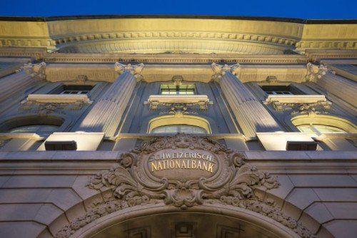 Die Schweizerische Nationalbank (SNB) sorgte am 15. Jänner 2015 für einen Schock nicht nur bei Franken-Kreditnehmern.  Foto: EPA