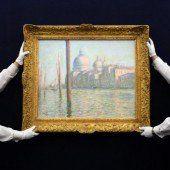 Monet-Bild für 31 Millionen Euro versteigert