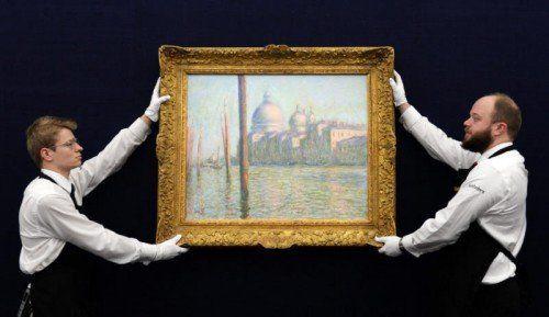 Dieser Monet erzielte rund 31 Millionen Euro.  Foto: Sotheby's