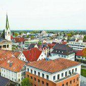 74 Gemeinden in der Franken-Falle
