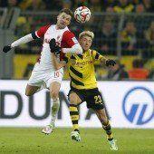Rückschlag für Dortmund – 0:1