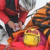 Alpinpolizei: Auf den Skipisten gibt es keine Blaulichtsteuer