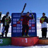 Gold bei der Universiade für Fabian Braitsch