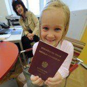 Immer weniger Einbürgerungen