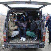 Massenexodus aus Kosovo hält an