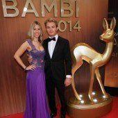 Nico Rosberg wird zum ersten Mal Papa
