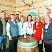 Die Arlberg Lounge erfährt schon lebhaften Zuspruch