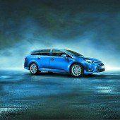 Toyota zeigt neuen Avensis