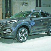 Hyundai enthüllt neuen Kompakt-SUV
