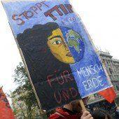 Fast 1,5 Millionen Europäer wollen Verhandlungsstopp