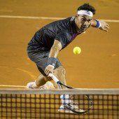 Niederlage für Rafael Nadal in Rio auf Sand