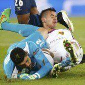 Defensives Basel erreicht nur ein 1:1
