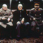 Gedenken an Jalta
