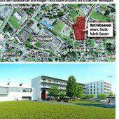 Frühere Fabrik wird zum modernen Wohnpark