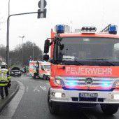 Unsichere Feuerwehrautos