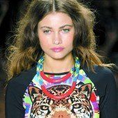 Leoparden-Print