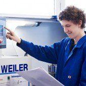 Neue Maschinen für WIFI