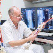 20 Jahre Unfallchirurgie am LKH Bludenz
