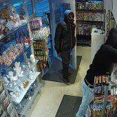 Überfall auf Kiosk in Bregenz