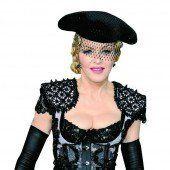 Madonna leicht am Kopf verletzt