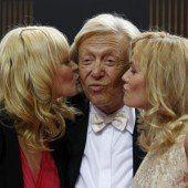Deutschlands letzter Playboy wird 85 Jahre