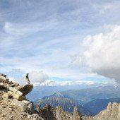 Gipfelerlebnisse sind da, um weiterzugehen