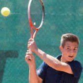 Gabriel Pfanner im Halbfinale gestoppt
