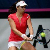 Fed-Cup-Damen steigen ab