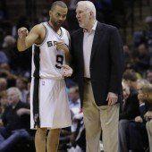 Gregg Popovich feiert 1000. Sieg als NBA-Coach