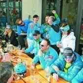 Große Party für Reichelt in der Arlberg Lounge