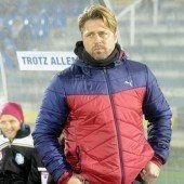 Zuversicht vor Spiel in Graz