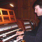Der mit der Orgel tanzt …