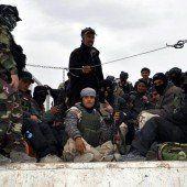 Irak plant Bodenoffensive gegen Islamischen Staat
