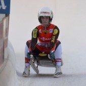 Heinzelmaier Dritte im Weltcup
