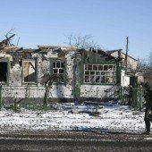 Ukraines Militär zieht sich geschlagen zurück