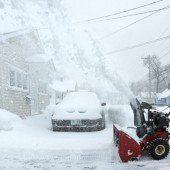 Zwölf Todesopfer nach Wintersturm in den USA