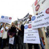 TTIP – umstrittener denn je