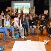 Jugend fühlte Stadtpolitikern auf den Zahn
