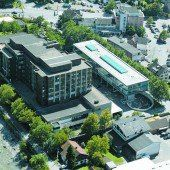 Großinvestition ins Stadtkrankenhaus
