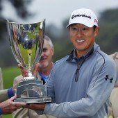 Erster PGA-Sieg für US-Golfer James Hahn
