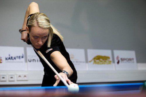 Jasmin Ouschan gewann das Masters der US-Profitour. Foto: gepa