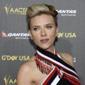 Scarlett Johansson von Baby überrascht