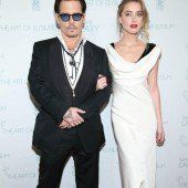 Johnny Depp hat geheiratet