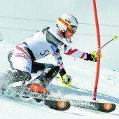 Slalomtitel für Mathias Graf