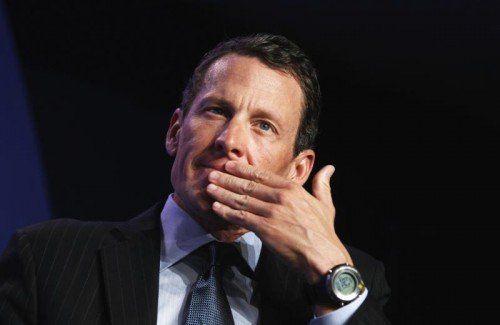 Lance Armstrong hat nach einer Partynacht zwei geparkte Autos gerammt und ließ seine Freundin die Schuld dafür auf sich nehmen. Reuters