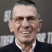 Mister Spock ist gestorben