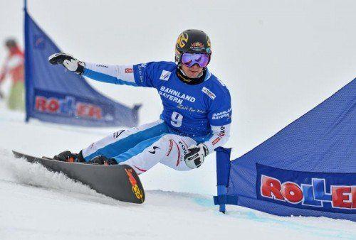 Lukas Mathies schafft es weiter nicht, seine Qualifikations-Ergebnisse in die Finalläufe mitzunehmen. gepa