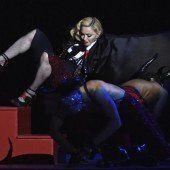 Brit Awards: Madonna sorgt für Schockmoment